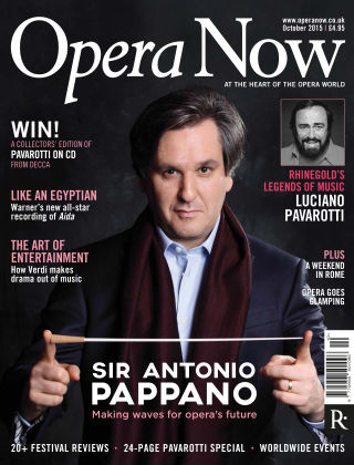 Opera Now October 2015