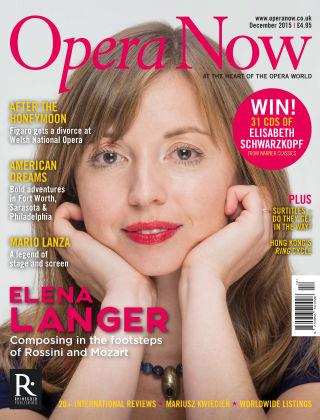 Opera Now Dec 2015