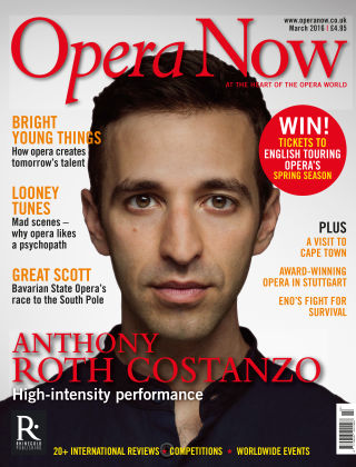 Opera Now March 2016