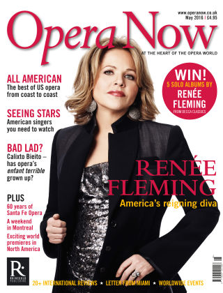 Opera Now May 2016
