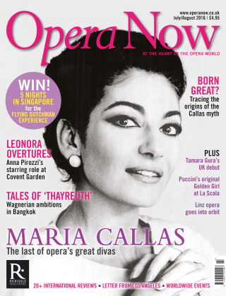 Opera Now July - Aug 2016