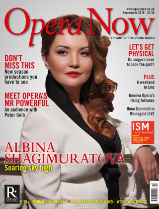 Opera Now Sept 2016