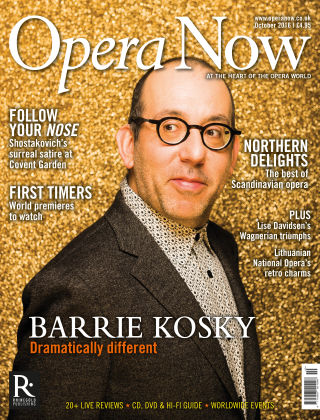 Opera Now Oct 2016