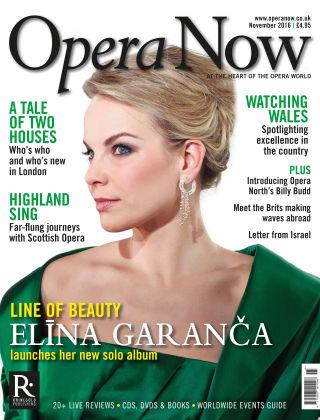 Opera Now Nov 2016