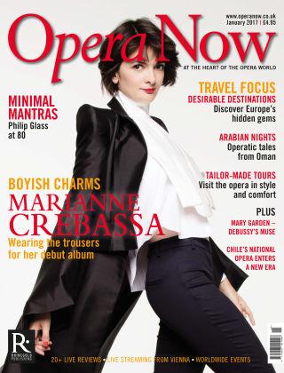 Opera Now Jan 2017