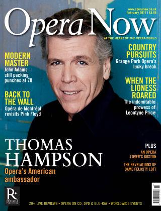 Opera Now Feb 2017