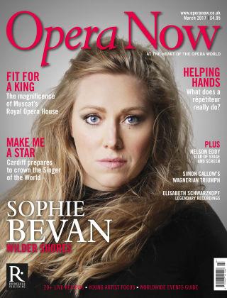Opera Now Mar 2017