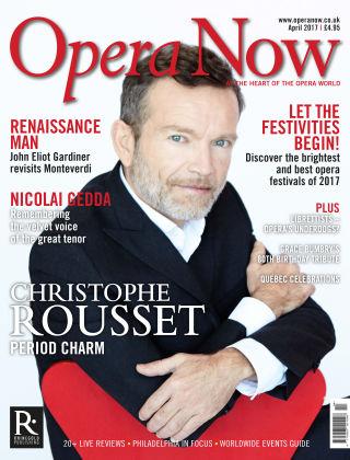 Opera Now Apr 2017