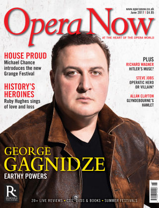 Opera Now June 2017