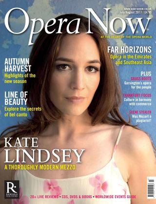 Opera Now JulyAug2017