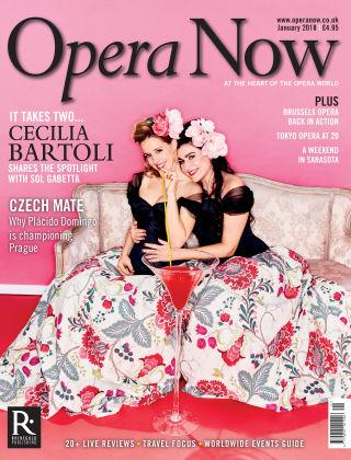 Opera Now January 2018