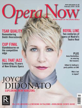 Opera Now February 2018