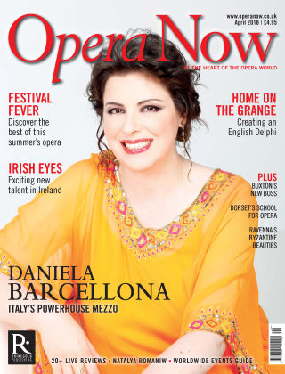 Opera Now April 2018
