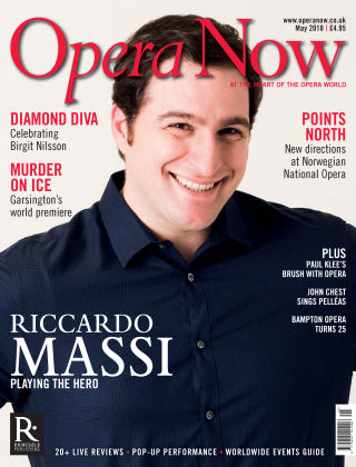 Opera Now May 2018