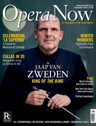 Opera Now Nov 2018