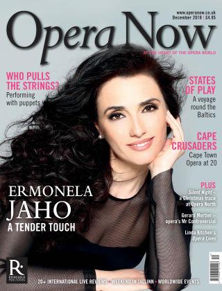 Opera Now Dec 2018