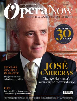 Opera Now April 2019