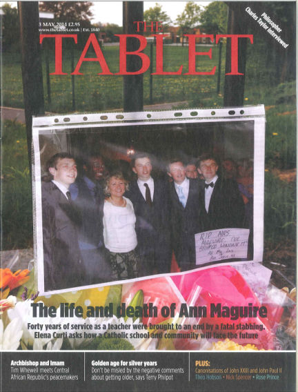 The Tablet Magazine May 03, 2014 00:00