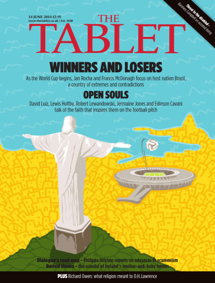 The Tablet Magazine June 14, 2014 00:00