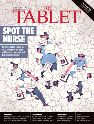The Tablet Magazine 17th May 2014