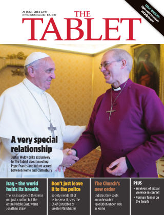 The Tablet Magazine 21st June 2014