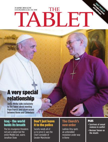 The Tablet Magazine June 21, 2014 00:00