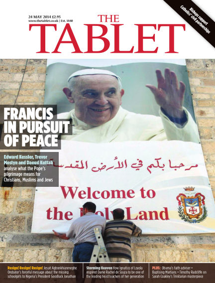 The Tablet Magazine May 24, 2014 00:00