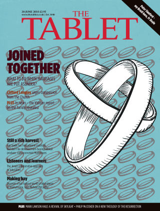 The Tablet Magazine 28th June 2014