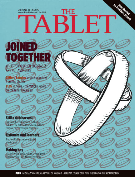 The Tablet Magazine June 28, 2014 00:00