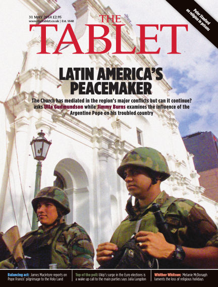 The Tablet Magazine May 31, 2014 00:00