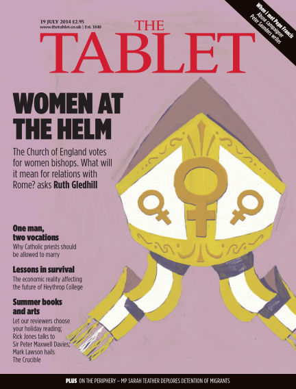 The Tablet Magazine July 19, 2014 00:00