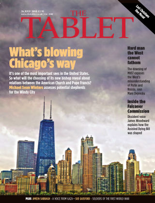 The Tablet Magazine 26th July 2014