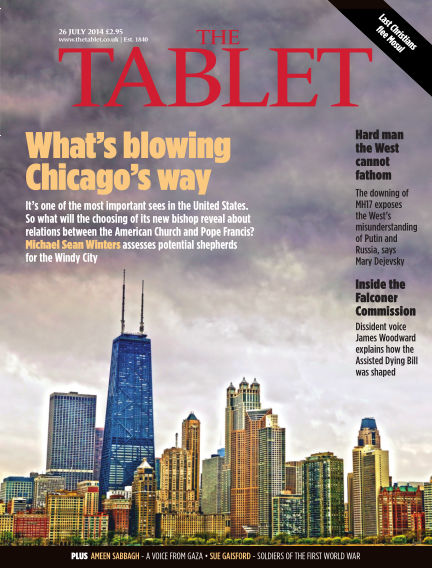 The Tablet Magazine July 26, 2014 00:00