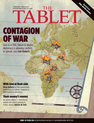 The Tablet Magazine 2nd August 2014