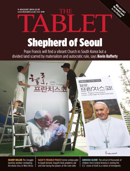 The Tablet Magazine August 09, 2014 00:00