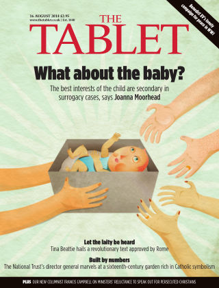 The Tablet Magazine 16th August 2014