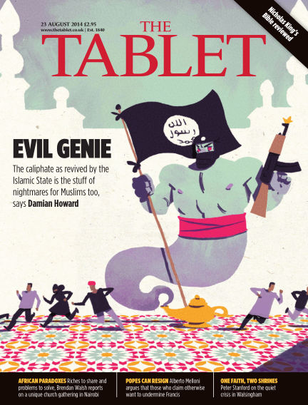 The Tablet Magazine August 23, 2014 00:00