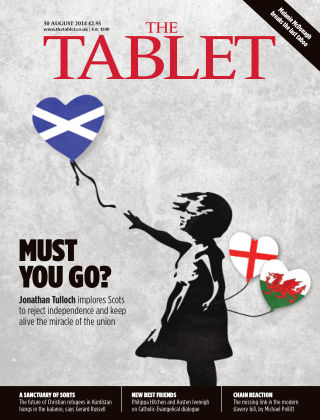 The Tablet Magazine 30th August 2014