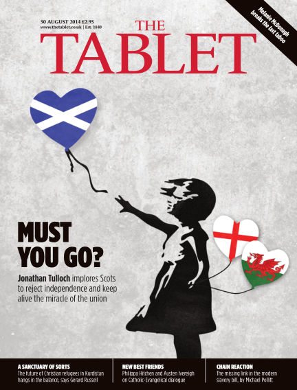 The Tablet Magazine August 30, 2014 00:00