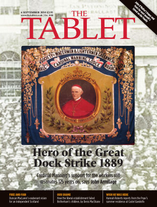 The Tablet Magazine 6th September 2014