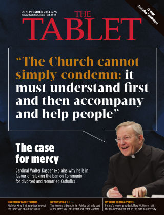 The Tablet Magazine 20th September 2014