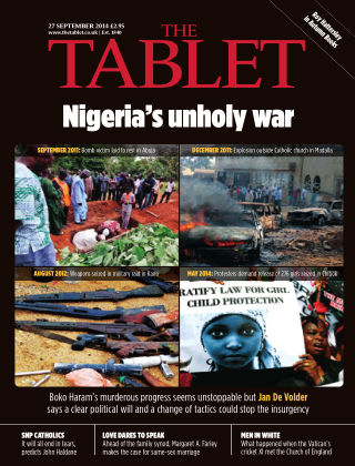 The Tablet Magazine 27th September 2014