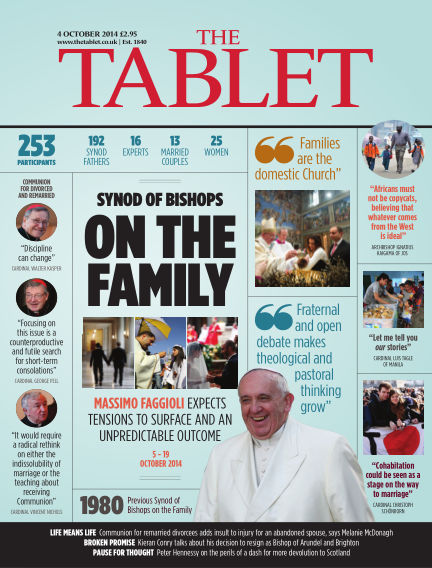 The Tablet Magazine October 04, 2014 00:00