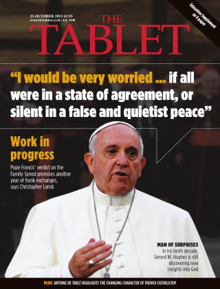 The Tablet Magazine 25th October 2014