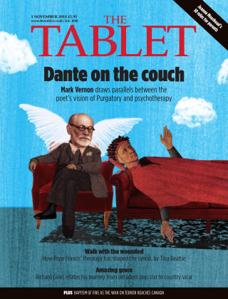 The Tablet Magazine 1st November 2014