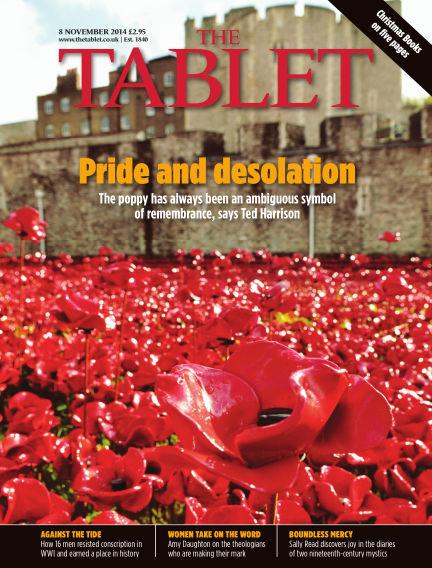 The Tablet Magazine November 08, 2014 00:00