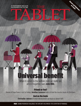 The Tablet Magazine 22nd November 2014