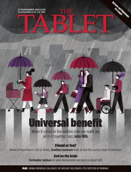 The Tablet Magazine November 22, 2014 00:00