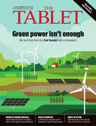 The Tablet Magazine 13th December 2014