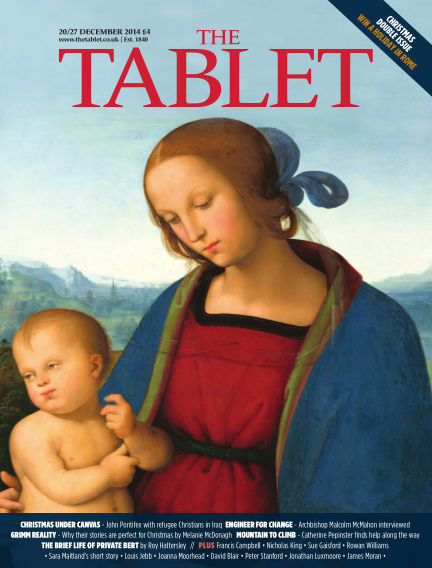 The Tablet Magazine December 18, 2014 00:00